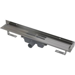 Alcaplast APZ16-950 Wall podlahový žlab v.95mm kout min. 800mm pro plný rošt a s pevným límcem ke stěně (APZ16-950)