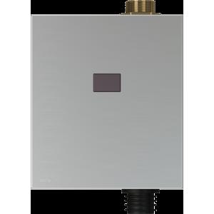 Alcaplast Automatický splachovač WC kov, 6 V napájení z baterie ASP3KB (ASP3-KB)