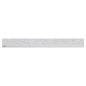 Alcaplast MINERAL POSH Rošt pro liniový podlahový žlab syntetický kámen Granit  nerez mat (MP1207-1150)