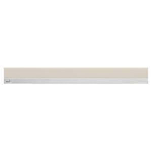 Alcaplast MINERAL POSH Rošt pro liniový podlahový žlab syntetický kámen pískový  nerez mat (MP1206-1050)