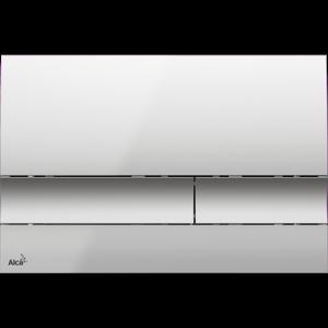 Alcaplast ovládací deska M1722 chrom-mat (M1722)
