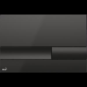 Alcaplast ovládací deska M1730 černá (M1738)