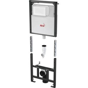 ALCAPLAST Sádromodul - předstěnový systém pro suchou instalaci rozložitelný 1,2 m A101/1200D (A101/1200D)