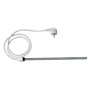 AQUALINE - Elektrická vykurovacia tyč bez termostatu, rovný kábel, 600 W (LT90600)
