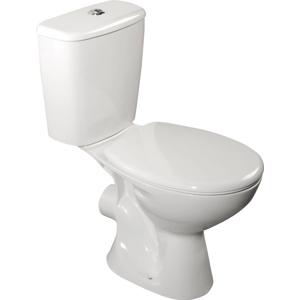 AQUALINE - JUAN WC kombi misa s nádržkou vrátane splachovacej súpravy, zadný odpad (LC2154)