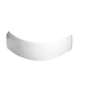 AQUALINE - Panel čelný k hlbokej vaničke 90x90cm, výška 37,5cm, biela (B93)