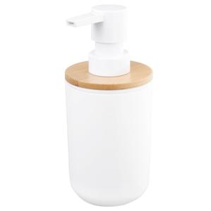 AQUALINE - SNOW dávkovač mýdla na postavení 300ml, bílá (7578)