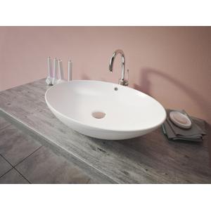 Aquatek Aquatek - SIENA oválné keramické umyvadlo 63x14x42,5cm (SIENA)