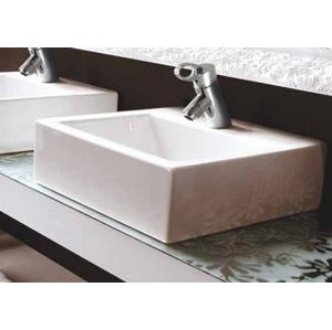 Aquatek Aquatek - U2 keramické umyvadlo 32,5x28x14,5 cm (U2)