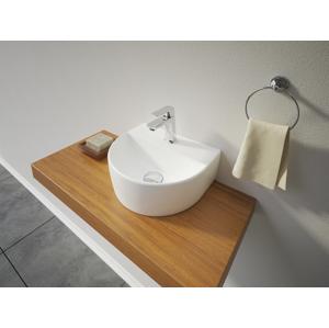 Aquatek Aquatek - VICTOR keramické umyvadlo na desku 30,5x26x11,5 cm (VICTOR)