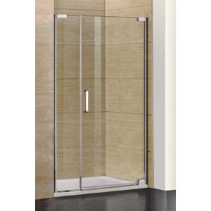 Aquatek - PARTY B7 145 sprchové dveře do niky jednokřídlé 143-147 cm (PARTYB7145)
