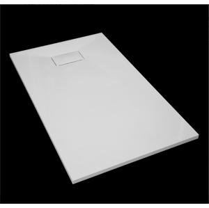 Aquatek - SMC GLOSSY 140x80cm sprchová vanička z tvrzeného polymeru obdélníková (SMCGLOSSY140X80)