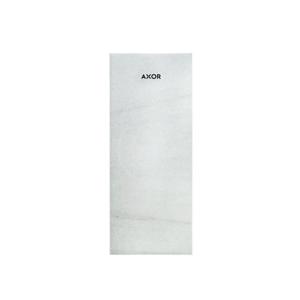 AXOR - MyEdition Doštička 245 mm, biely mramor (47910000)