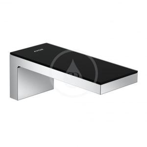 AXOR - MyEdition Vaňový výtok, chróm/čierne sklo (47410600)