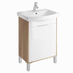 CERSANIT - Skrinka BAMAKO pod umývadlo CARINA 60 BIELA (S564-007)