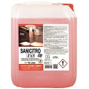 Čistič toalet Oehme Sanicitro 520 10 l (EG711)