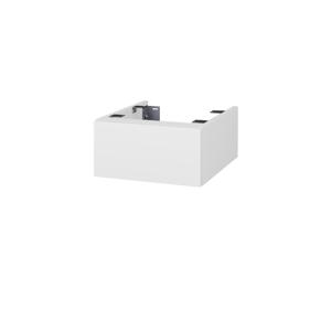 Dřevojas - Doplňková skříňka pod desku DSD SZZ 40. s výřezem (výška 20 cm) - D09 Arlington / D09 Arlington (222758)
