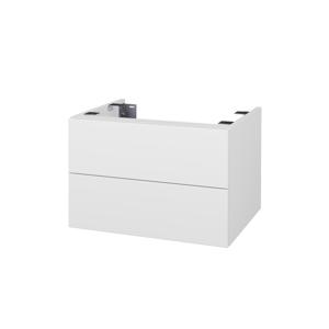 Dřevojas - Doplňková skříňka pod desku DSD SZZ2 60. bez výřezu (výška 40 cm) - IND Individual / IND Individual (226312)