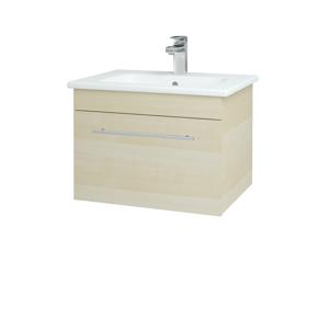 Dřevojas - Koupelnová skříň ASTON SZZ 60 - D02 Bříza / Úchytka T02 / D02 Bříza (131241B)