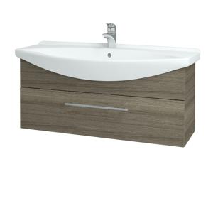 Dřevojas - Koupelnová skříň TAKE IT SZZ 105 - D03 Cafe / Úchytka T02 / D03 Cafe (134129B)