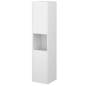 Dreja - Skříň vysoká BONO SVD2O 35 - N09 Bílá mat / N09 Bílá mat / Levé (204419)