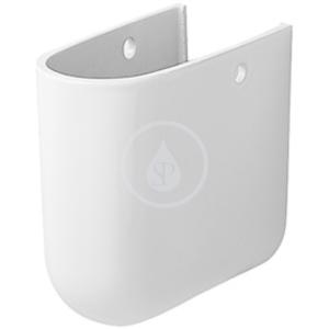 DURAVIT - Bathroom_Foster Polosloup, 160 mm x 325 mm, bílý, Polostĺp, 160 mm x 325 mm, biely – polostĺp (0863970000)