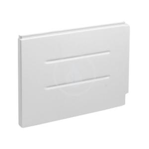 DURAVIT - D-Code Bočný krycí panel na vaňu 700 mm, pravý, alpská biela (701031000000000)