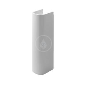 DURAVIT - D-Code Stĺp na umývadlo, alpská biela (08632700002)