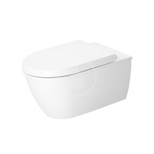 DURAVIT - Darling New Závěsné WC, s HygieneGlaze, alpská bílá (2544092000)