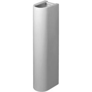 DURAVIT - Starck 3 Stĺp 165 mmx240 mm, biely (0865160000)