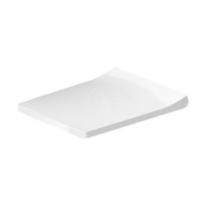 DURAVIT - Viu WC sedadlo so sklápaním SoftClose, alpská biela (0021190000)