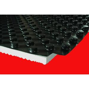 FV - Plast - FV THERM systémová deska NOP ISO 1025 x 1025 x 28/11 mm s izolací (AA902001011)