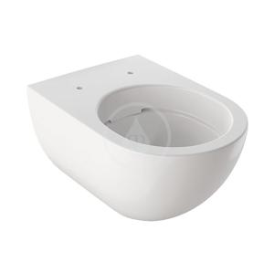 GEBERIT - Acanto Závesné WC, Rimfree, biela (500.600.01.2)