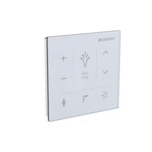 GEBERIT - AquaClean Nástenný ovládací panel na elektronický bidet, biela (147.038.SI.1)