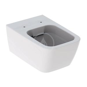 GEBERIT - iCon Závesné WC, Rimfree, s KeraTect, biela (201950600)