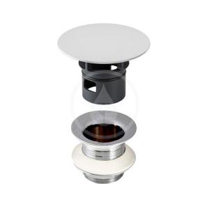 GEBERIT - Příslušenství Špeciálny odtokový ventil s krytkou, chróm (152.050.21.1)