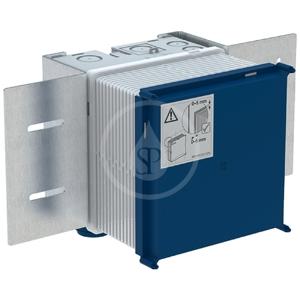 GEBERIT - Příslušenství Súprava na hrubú montáž na umývadlové stojančekové batérie, s funkčným boxom pod omietku (116.130.00.1)
