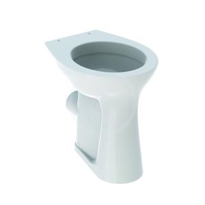 GEBERIT - Vitalis Stojace WC, 355 mm x 460 mm x 460 mm, biele - klozet (211105000)