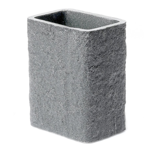 Gedy - ARIES pohár na postavenie, šedý (AR9808)