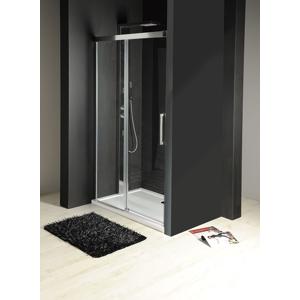 GELCO - FONDURA sprchové dvere 1200mm, číre sklo (GF5012)