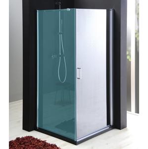 GELCO - ONE sprchové dvere 1000 mm, číre sklo (GO4910)