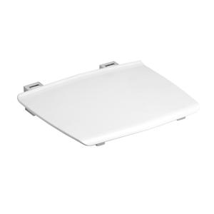 GELCO sklopné sedátko do sprchového koutu 32,5x32,5 cm, bílá (GS120W)