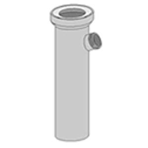 GLYNWED - WC připoj.kus s odb.40/50 ABU (58A08010099) 58A08010099 (58A08010099)