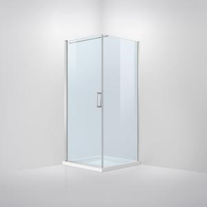 Grace A1 90 cm Sprchová zástěna 90x90x190cm s otočnými dveřmi (Grace A1 90)