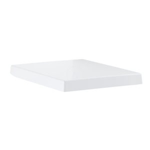 GROHE - Cube Ceramic WC sedadlo so sklápaním SoftClose, duroplast, alpská biela (39488000)