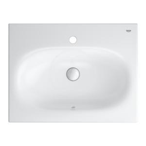 GROHE GROHE - Essence Umyvadlo s přepadem 600x460 mm, PureGuard, alpská bílá (3956800H)