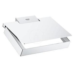 GROHE - Selection Cube Držiak toaletného papiera, chróm (40781000)