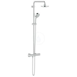 GROHE - Tempesta Cosmopolitan Sprchový systém, 160 mm, chróm (27922000)