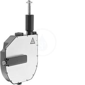 HANSA - Příslušenství Samostatné zabudovateľné teleso ROLLBOX na montáž na okraj vane, chróm (53060200)