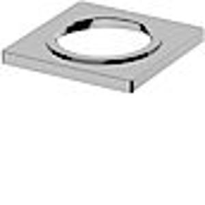 HANSALIVING X podložka hranatá 55 x 55 mm, kryt příruby 66370000 (HA66370000)